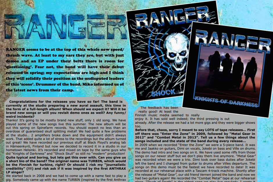 RANGER Interview